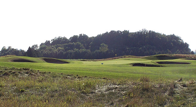 Tarandowah golf course