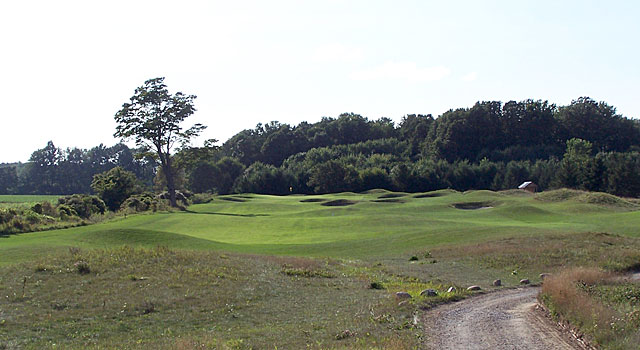 Tarandowah golf links